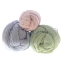 Australian Merino tops colour 50 g